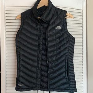 North Face Down Puff Vest